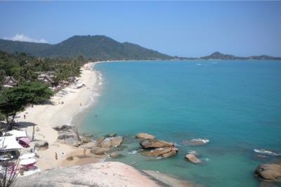 Lamai beach 2