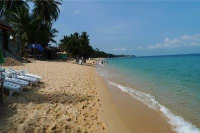 Maenam beach 3