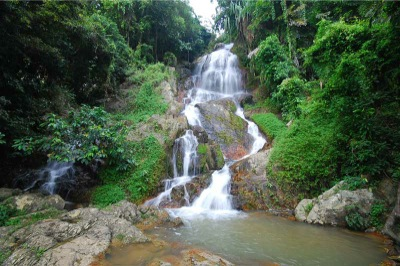 Namuang waterfall 5