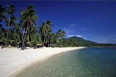 Taling Ngam beach 1