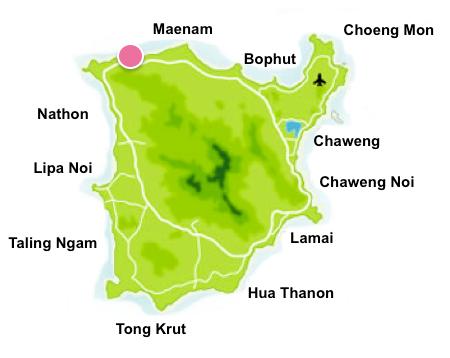 Bang Por map