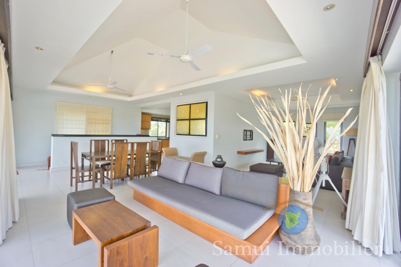 Villa for sale - 3 bedrooms - sea view - Plai Laem