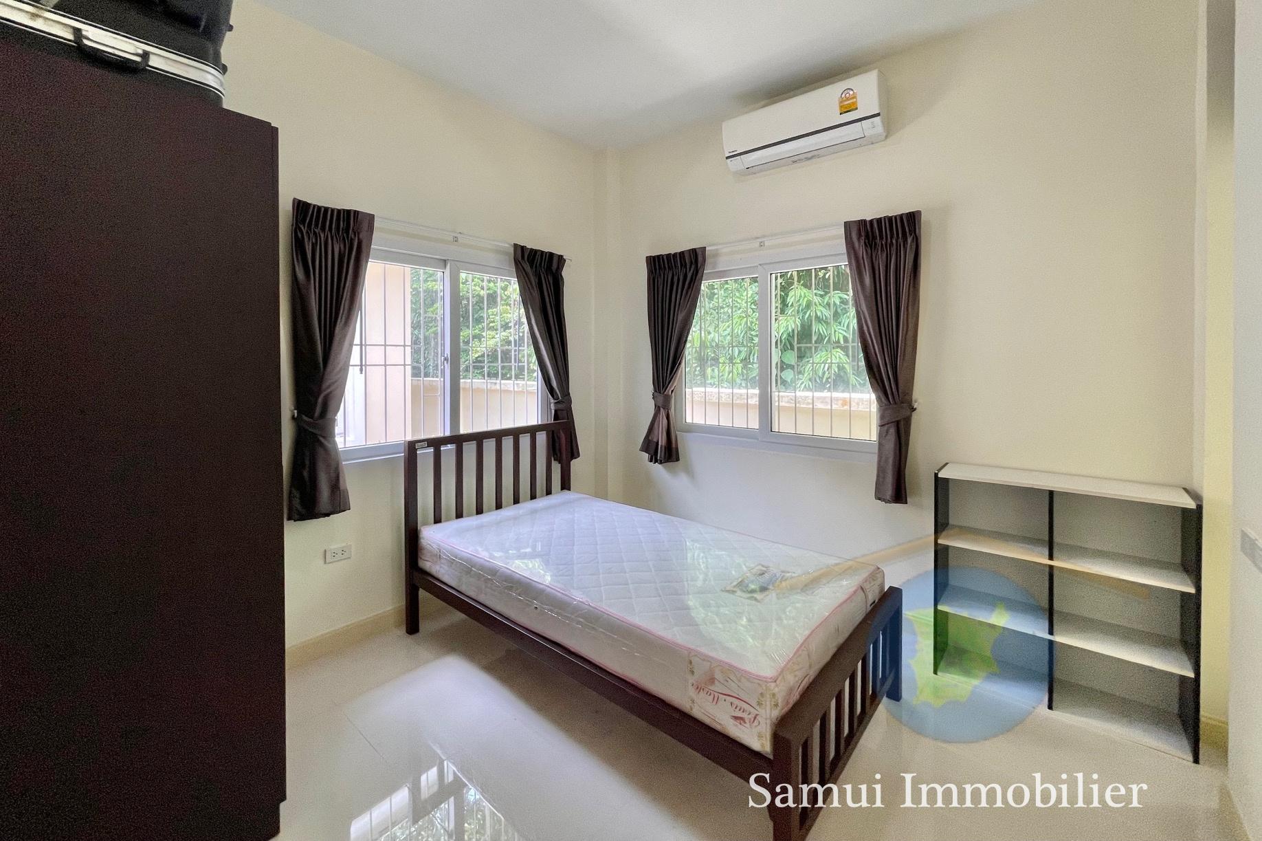 Villa à vendre - 3 chambres - Taling Ngam