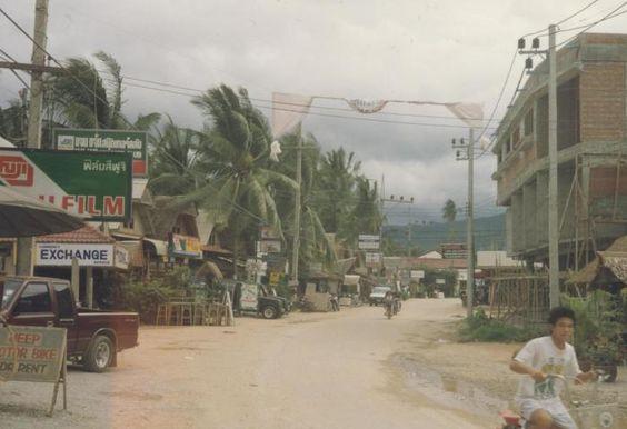 Histoire de Koh Samui