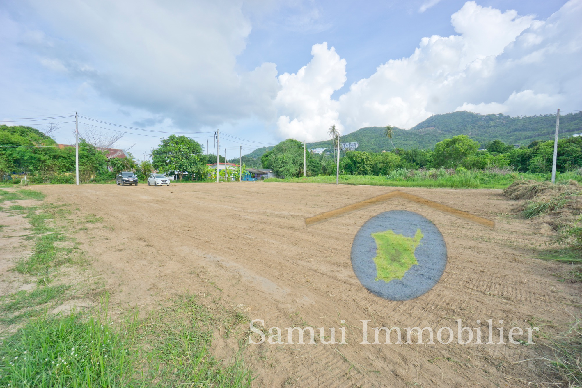 Land for sale - Bophut