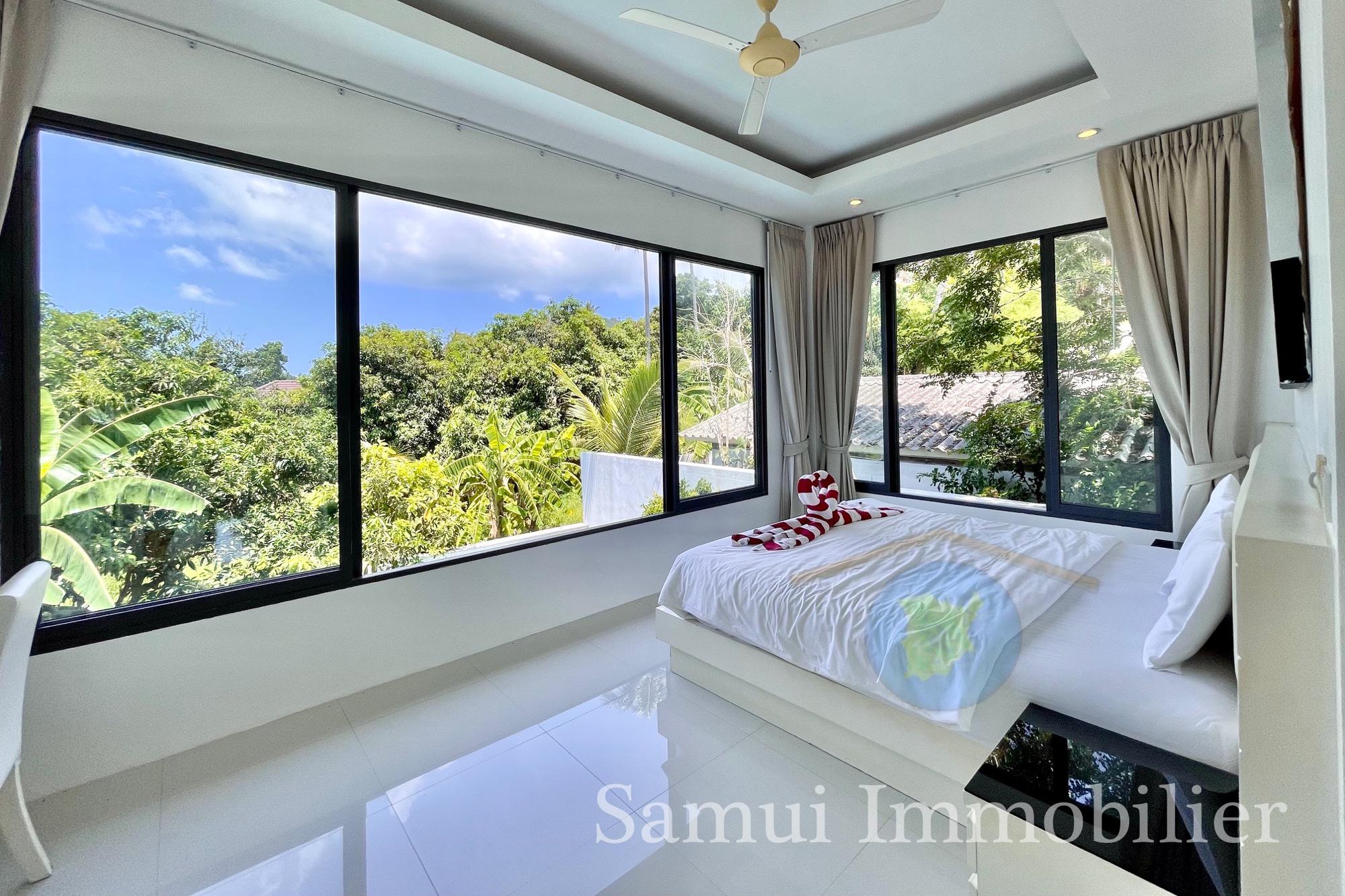 Villa for sale - 3 bedrooms - Plai Laem