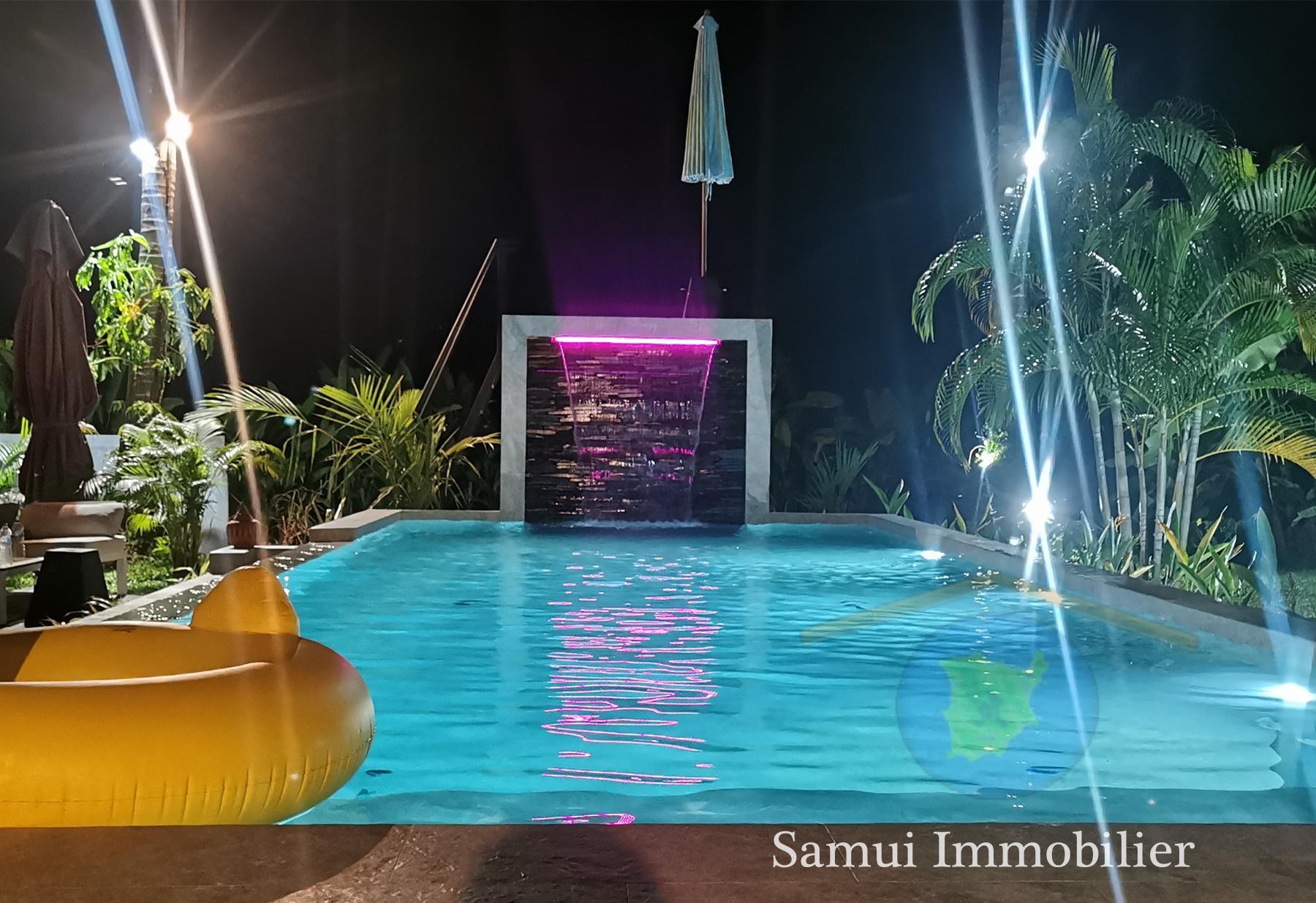 Resort à vendre - 10 chambres - Lamai