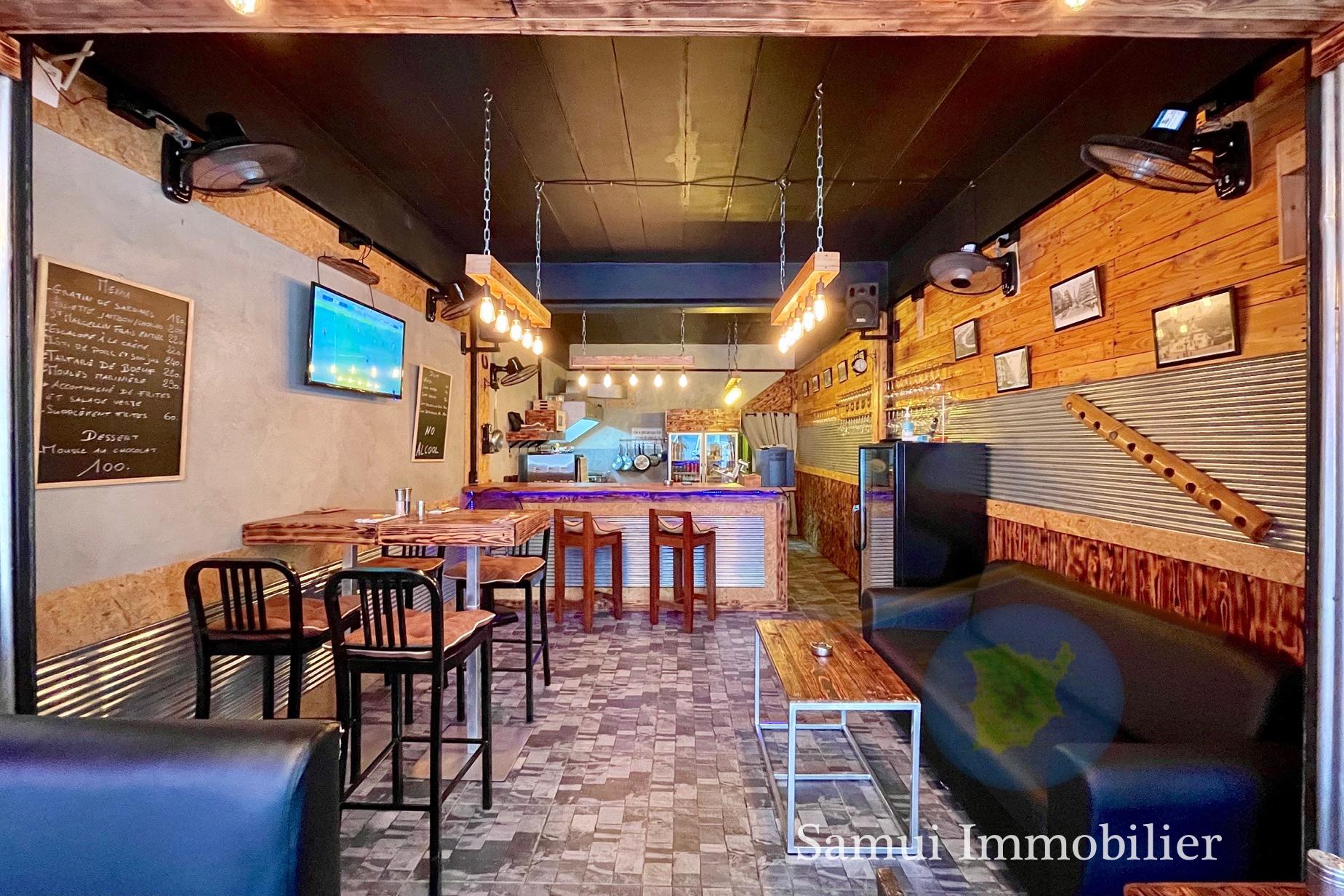 Restaurant à vendre - Lamai