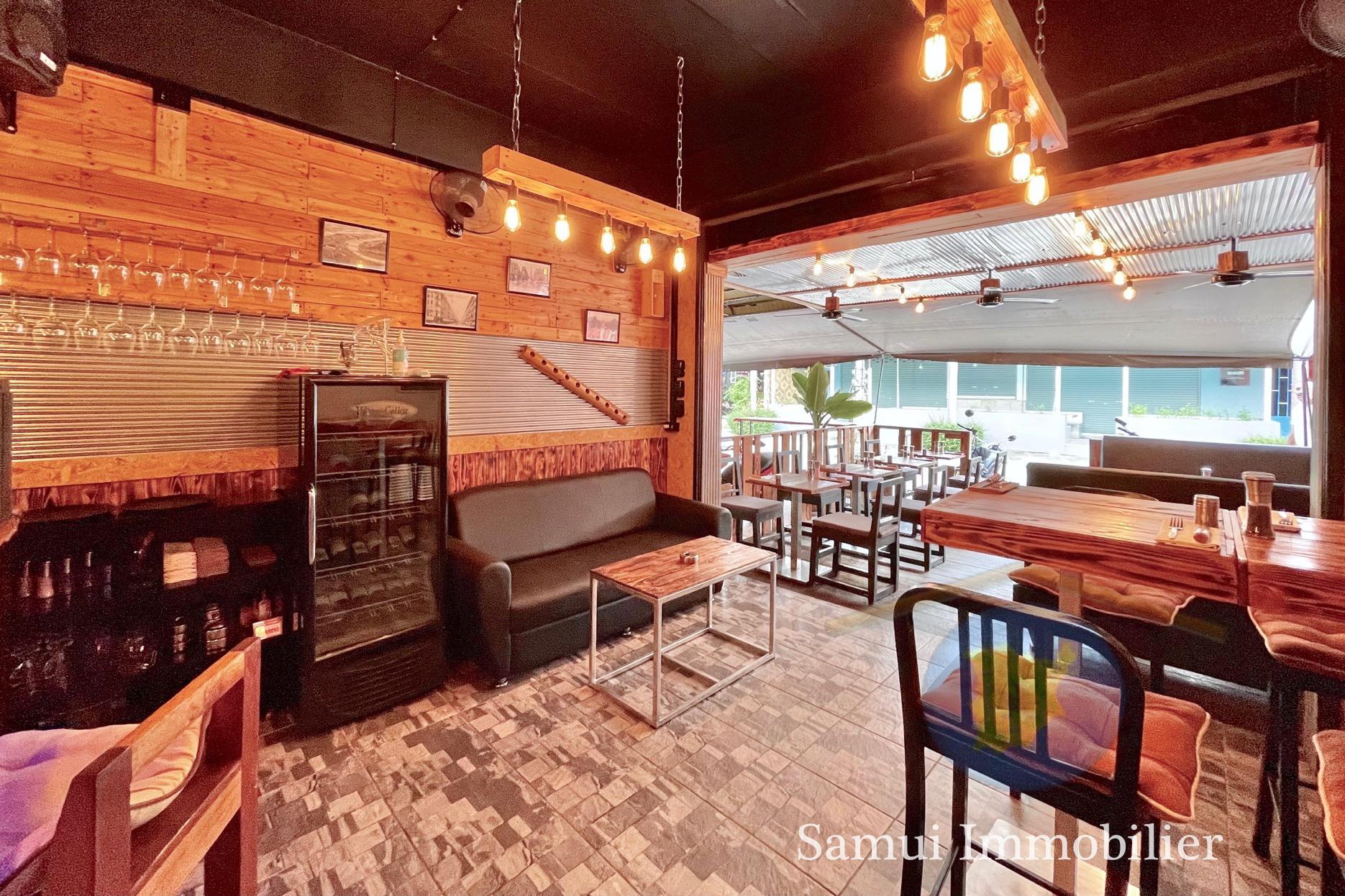 Restaurant for sale - Lamai