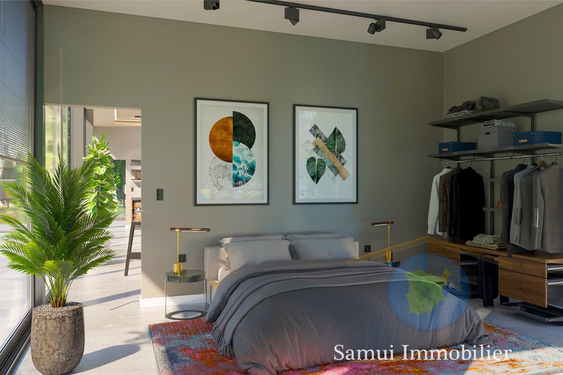 Villas à vendre - 2 chambres - Maenam